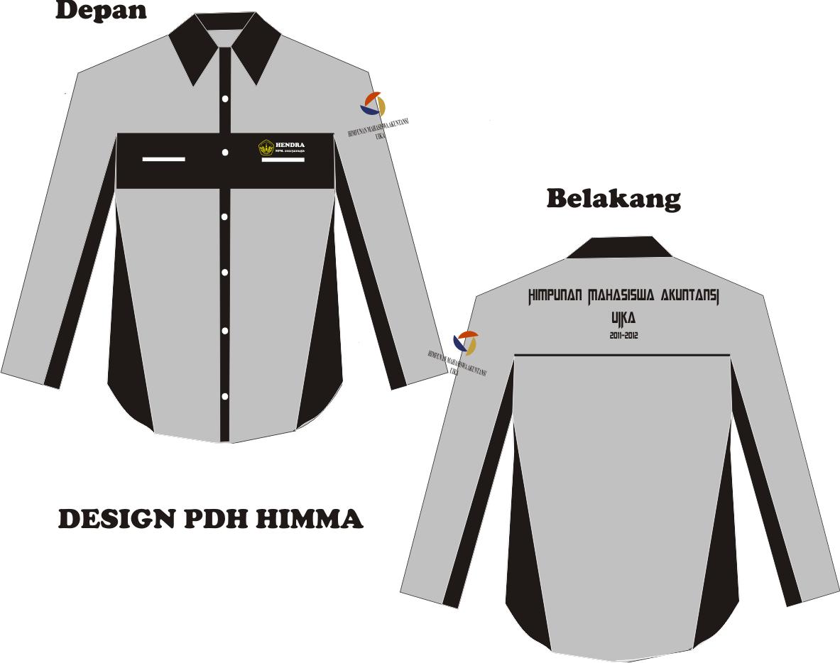 Gambar Desain Baju Lapangan - Koleksi Gambar HD